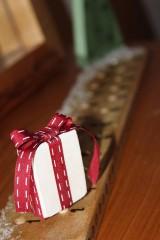 """Dekorácie - adventný kalendár """" darčekový"""" - 11257852_"""