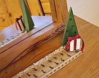 """Dekorácie - adventný kalendár """" darčekový"""" - 11257858_"""