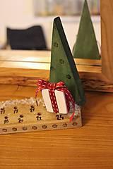 """Dekorácie - adventný kalendár """" darčekový"""" - 11257861_"""