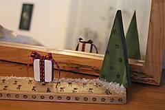 """Dekorácie - adventný kalendár """" darčekový"""" - 11257862_"""