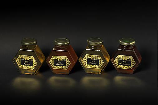 Darčekový set exkluzívnych Slovenských medov
