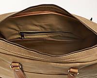 Na notebook - Taška na notebook. Pánska taška. - 11258600_