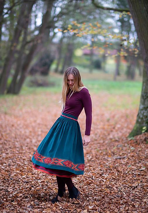 sukňa  Carlotta