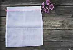 Iné tašky - ecovreco farebné stuhy - 11255190_