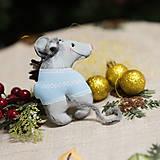 """Dekorácie - Vianočná dekorácia """"Potkaník"""" - 11257582_"""