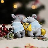 """Dekorácie - Vianočná dekorácia """"Potkaník"""" - 11257585_"""