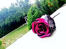 Iné doplnky - Ozdobné kované rúže - 11258170_