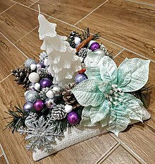 Drobnosti - Vianočná dekorácia - 11257920_
