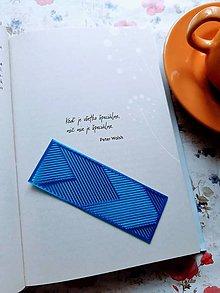 Papiernictvo - Záložka do knihy - 11254930_