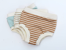 Detské oblečenie - balíček detských gatiek Bio Trio - 11258179_