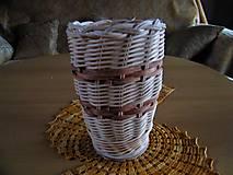 Dekorácie - Váza z pedigu 2 - 11257925_