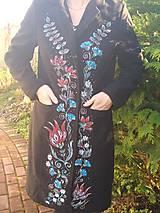 Kabáty - Maľovaný kabát - 11260791_
