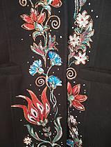 Kabáty - Maľovaný kabát - 11260800_