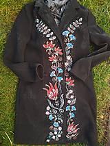 Kabáty - Maľovaný kabát - 11260804_