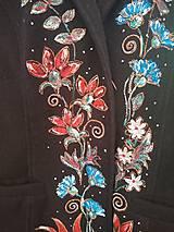 Kabáty - Maľovaný kabát - 11260817_