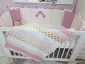 Textil - Sada s dievčatkom /masla na baldachyn,mantinel,deka/ - 11259572_