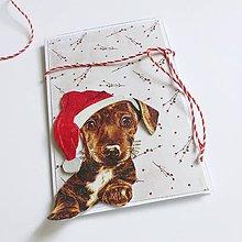 Papiernictvo - Vianočná pohľadnica - 11258960_