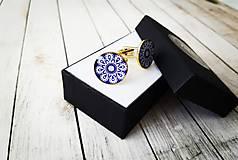 Šperky - Manžetové gombíky - 11260191_