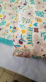 Úžitkový textil - Detská posteľná bieližeň - 11262903_
