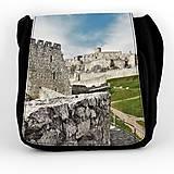 Iné tašky - Taška na plece L Spišský hrad - 11262557_
