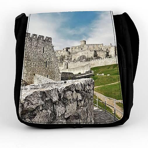 Taška na plece L Spišský hrad