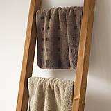 Nábytok - Rebrík na uteráky - 11260436_