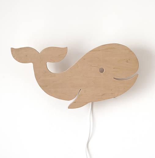 Lampa veľryba