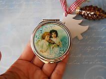 Zrkadielka - Zrkadielko s anjelikmi - 11261588_