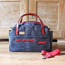 """Veľké tašky - Motivačná """"recy-taška"""" - 11259302_"""