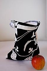 Úžitkový textil - Vrecúch záclonkový - 11260757_