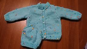 Detské oblečenie - Kojenecká souprava - 11261552_