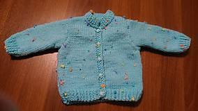 Detské oblečenie - Kojenecká souprava - 11261554_
