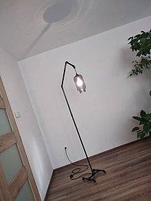Svietidlá a sviečky - industrial lampa - 11260303_