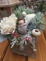 Dekorácie - Vianočná dekorácia 5 - 11259433_