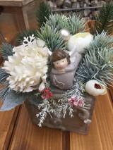 Dekorácie - Vianočná dekorácia 5 - 11259449_