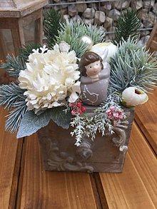 Dekorácie - Vianočná dekorácia 5 - 11259446_
