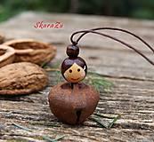 Dekorácie - Slečna rolnička - 11262856_