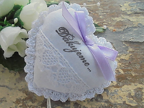 Dekorácie - Srdiečko do dlane-svadobné - 11260895_