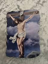 Magnetky - Ježiš na kríži - 11265842_
