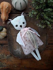 Hračky - zvieratko bábika (Ellka) - 11264954_