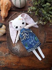Hračky - zvieratko bábika (Esterka) - 11264960_