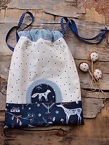 Textil - vrecko líška - 11265336_