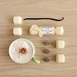 Svietidlá a sviečky - Vanilkové frappé - aróma - 11267886_