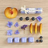 Svietidlá a sviečky - Modrá záhrada - aróma - 11267979_
