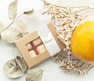 Svietidlá a sviečky - Pomaranč - silica - 11267995_