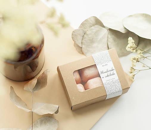 Mandarínka & čokoláda - silica, aróma