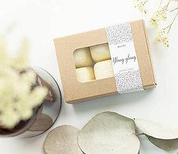 Svietidlá a sviečky - Ylang-ylang - silica - 11267987_