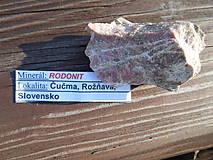 Minerály - colection minerais 72071221535 - 11267600_