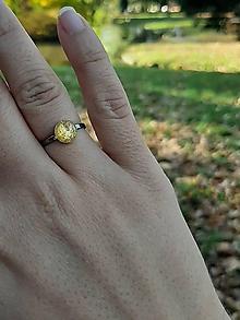 Prstene - Prsteň s očkom Kaaty - 11267776_