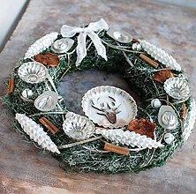 """Dekorácie - """"Vianoce u Willibalda"""" - 11265922_"""